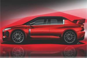 Mitsubishi возродит Lancer Evolution