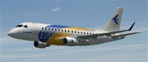 Шины MICHELIN Air X омологированы для пассажирского самолета Embraer E170