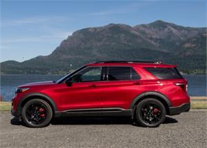 Hankook Tire поставляет шины для кроссовера Ford Explorer 2020