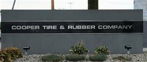 Cooper Tire & Rubber сообщила о снижении чистой прибыли за квартал