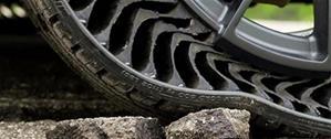 Концепт-шина Michelin Uptis