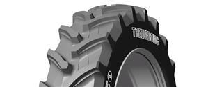 Trelleborg представляет шину для работы на рисовых полях