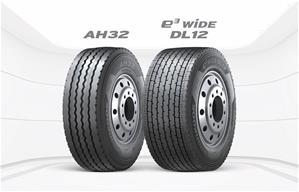 Hankook выпускает две новые грузовые шины