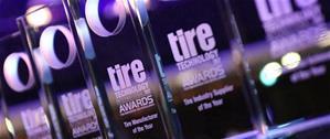 Представлен список претендентов на награды за инновации в шинной индустрии