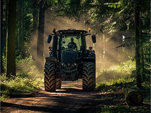 Nokian расширяет размерную линейку шин Tractor King