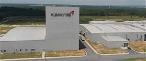 Kumho приостановит работу шинного завода в США