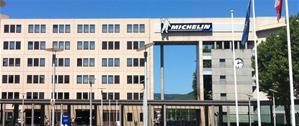 Michelin постепенно возобновляет работу заводов во Франции
