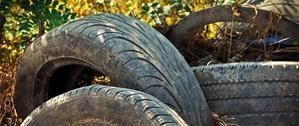 В Башкирии откроют первый пункт бесплатного приема старых шин