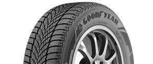 Goodyear выпускает шину WinterCommand Ultra