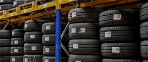 Китай значительно увеличил экспорт шин