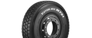 Bridgestone выпускает новую грузовую шину V-Steel Mix M721